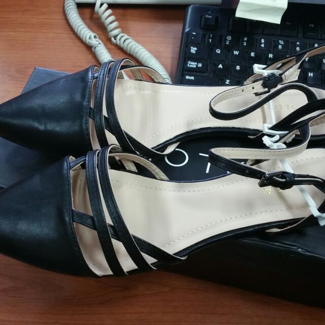 Free Ongkir Jabodetabek Sepatu Zalora New Size 40