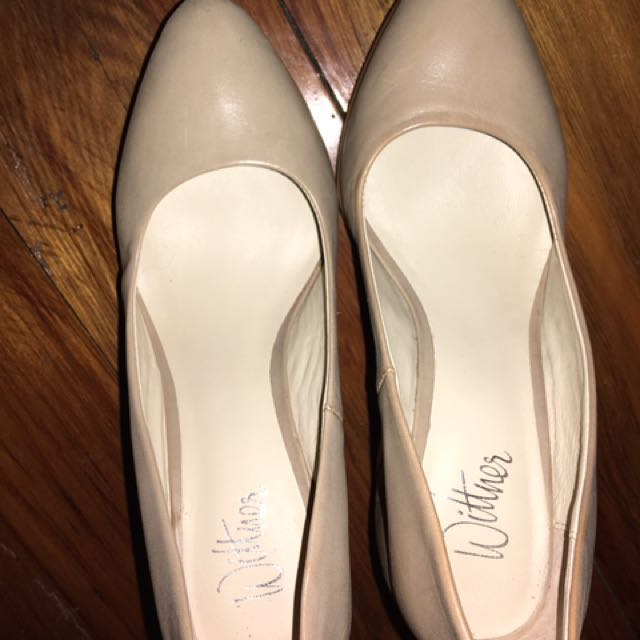 Size 38 Wittner Shoes