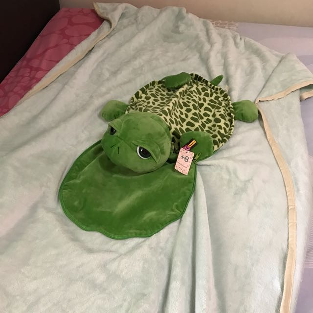 Soft Toy Blanket 2 In 1