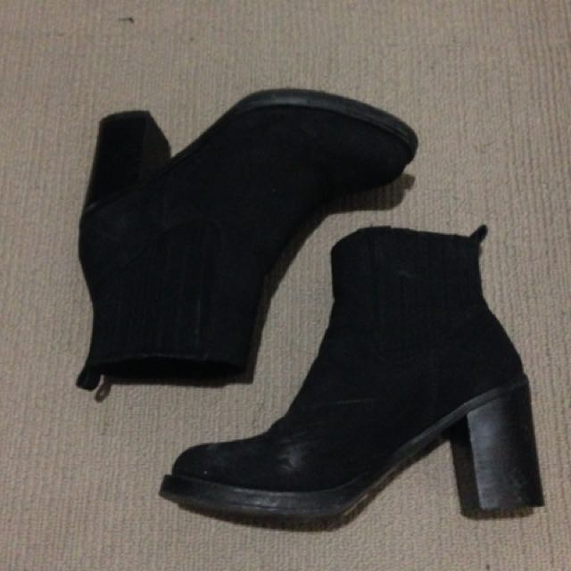 Sports Girl Ankle Boots