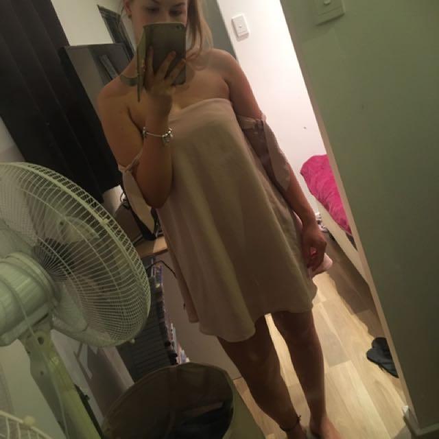 Strapless Stelly Dress