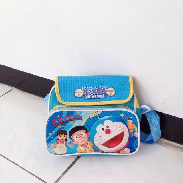 Tas Doraemon Mini