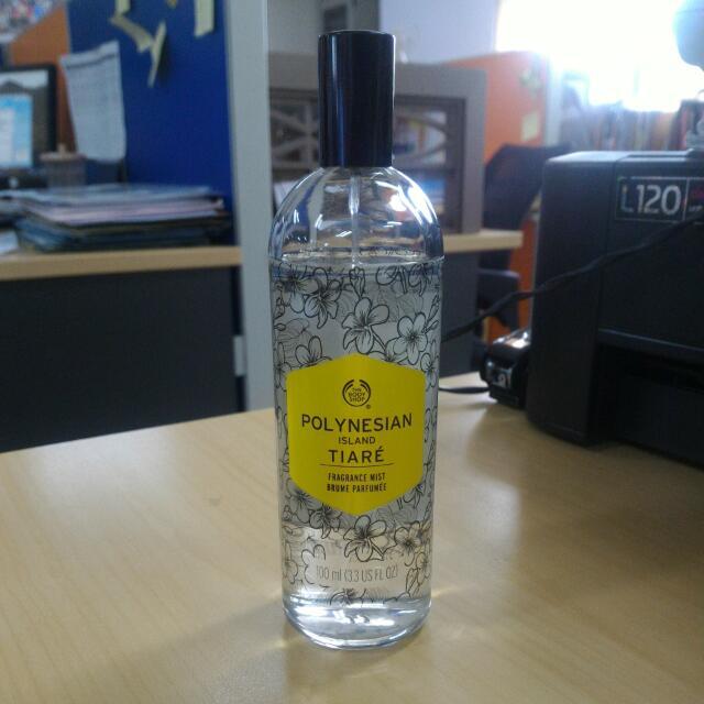 The Body Shop Fragrance Mist