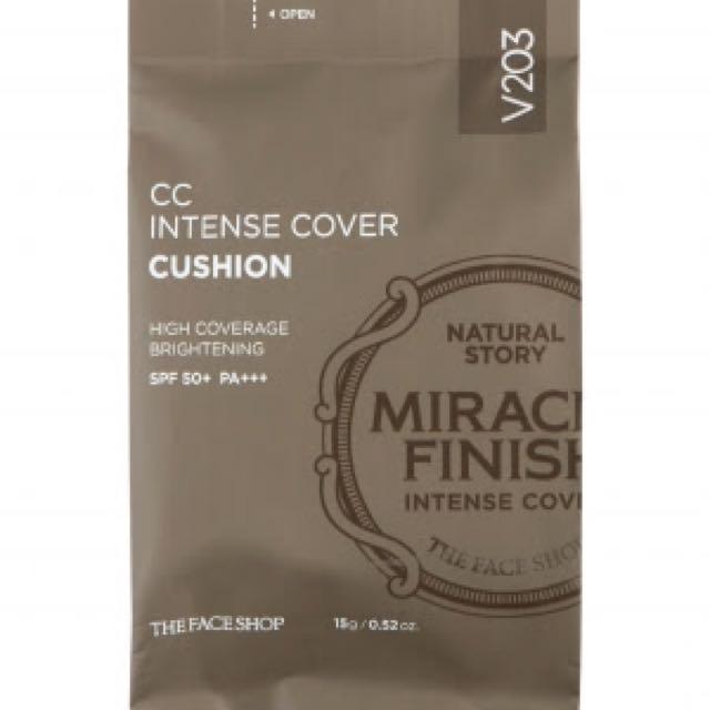 The Face Shop CC Intense Cover