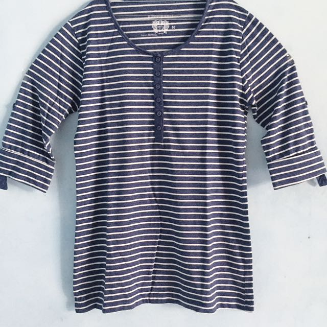Top Blue Stripe