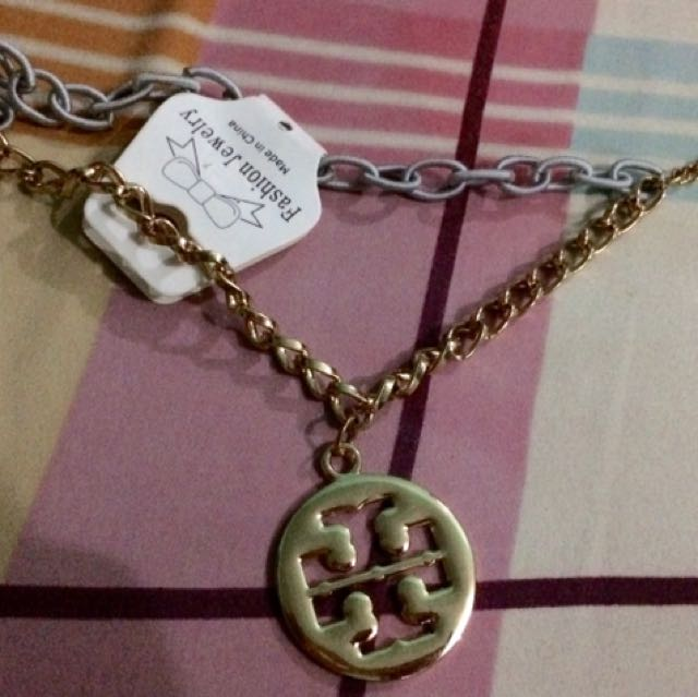 TORY BURCH fancy bracelet