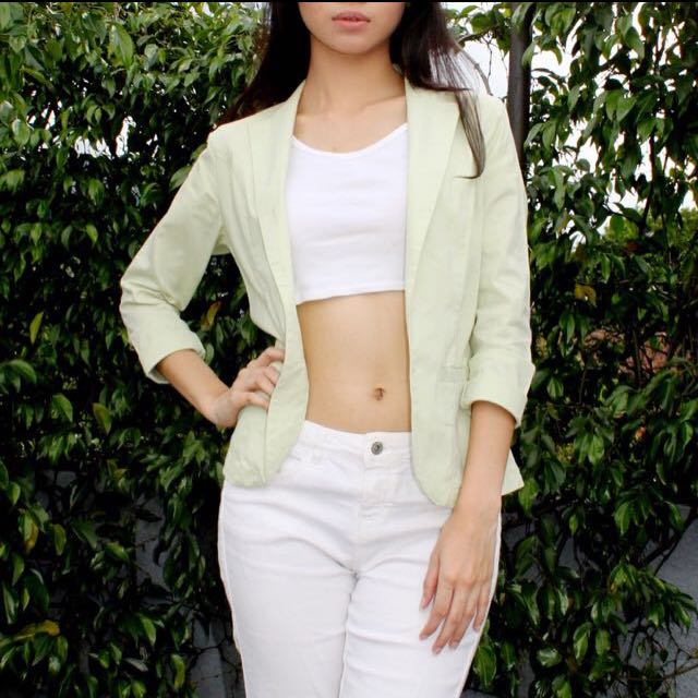 Tosavica Casual Blazer #ClearanceSale
