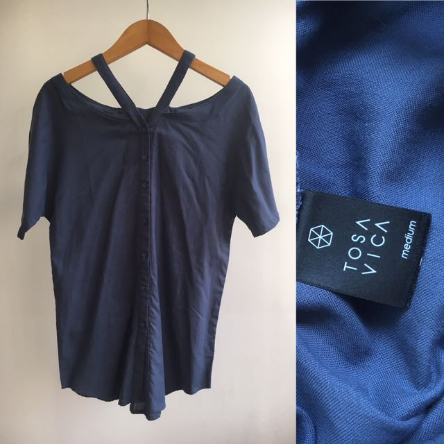 Tosavica Top Blouse