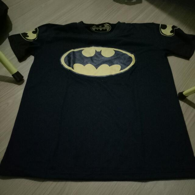 Black Batman Tshirt