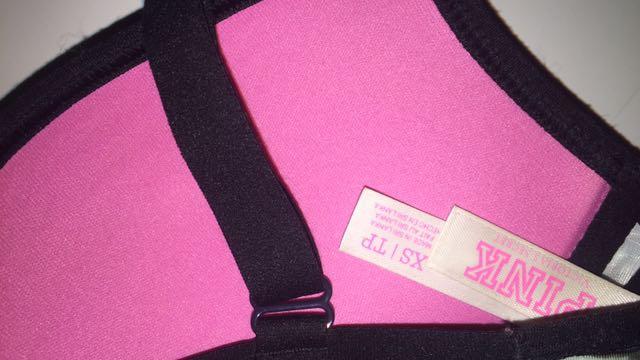 Victoria Secret PINK push-up Bralette