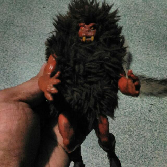 Villain Beast Man From He-Man Cartoon