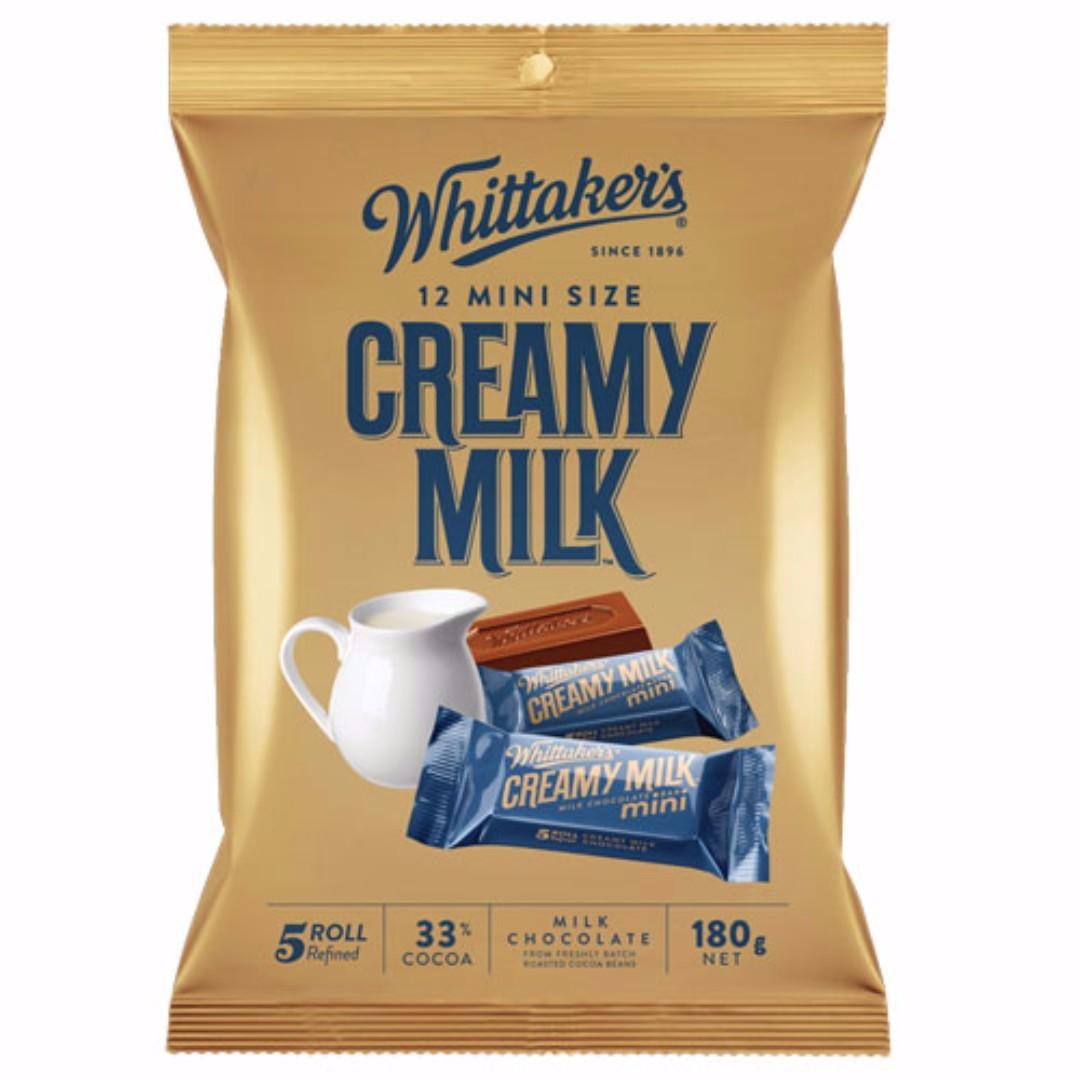 【紐西蘭代購】紐西蘭Whittaker's 巧克力分享包