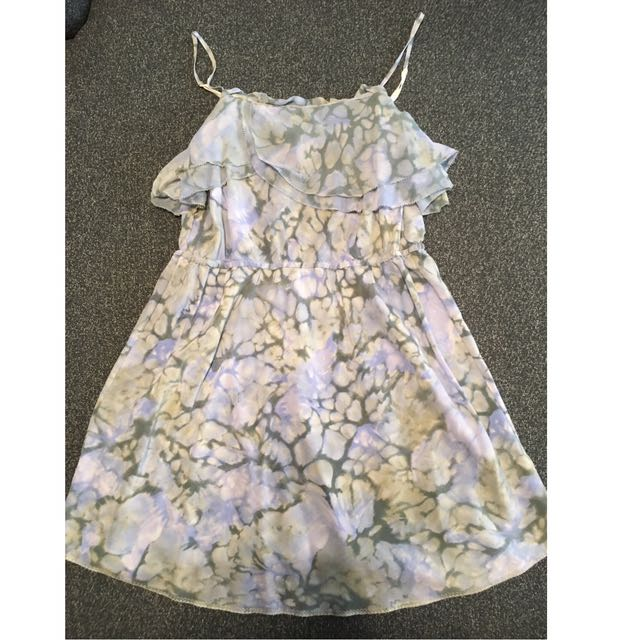 Wilfred Silk Dress Size M