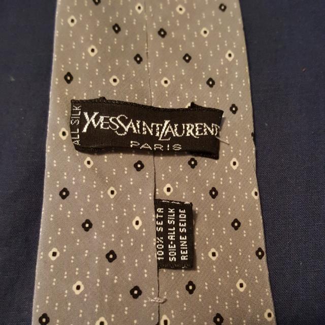 YVES SAINT LAURENT Paris Tie