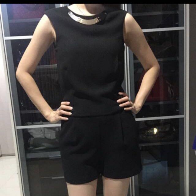 Zara Jumpsuit Ori Size Xs