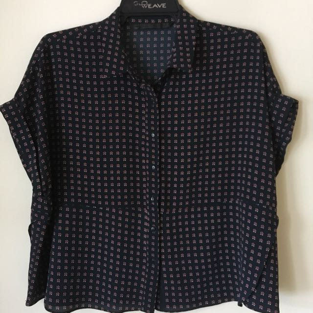 Zara Patterned Shirt