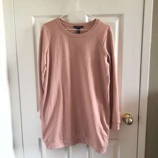 F21 Sweater Dress