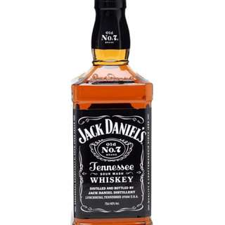 Jack Daniel's Old No.7 Tennessee Whisky