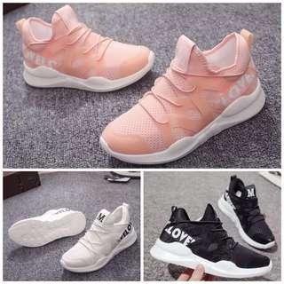 全新內增高透氣休閒運動網鞋