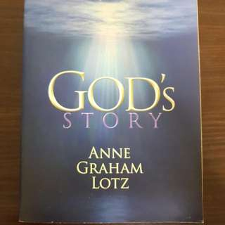 God's Story: Finding Meaning for Your Life Through Knowing God