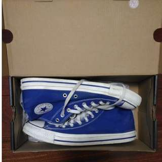 Shoes - Converse (Chucks) Royal Blue Size 10