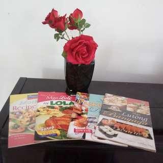 Recipe Book Set