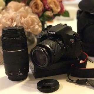 Canon EOS Rebel T5 SET