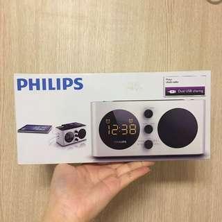 Philips 鬧鐘收音機