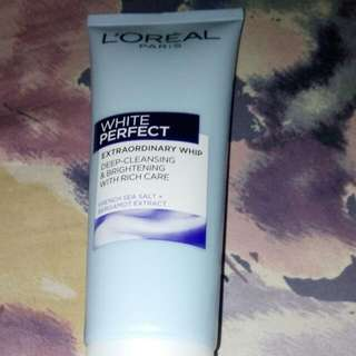 Loreal White Perfect Face Wash