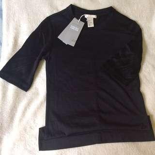 Size 2 Pure Silk H&m