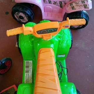 Power Wheel Ride On