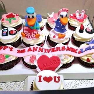 Customize Cupcakes