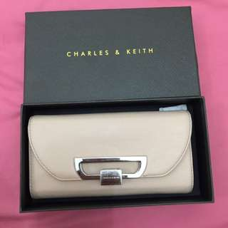 Dompet Charles N Keith Original Include Box