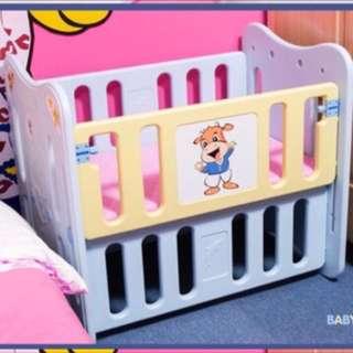 多功能嬰兒床 新生兒床 可變書桌 寶寶床 兒童床 小床