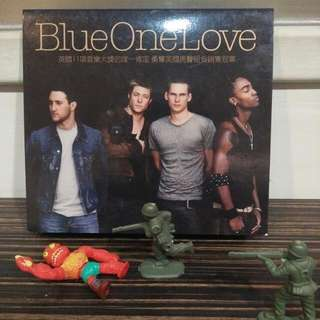 Blue One Love