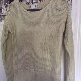 Beige vero Moda Sweater