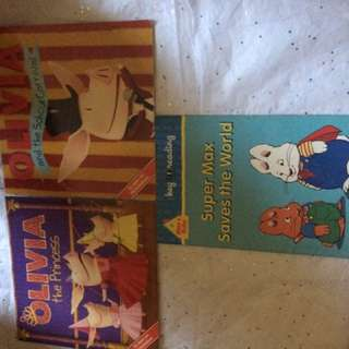 Assorted Kids Books