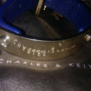 Charles And Keith Bracelet