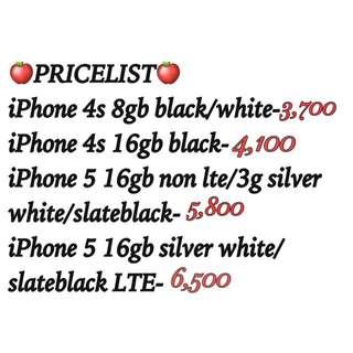 Iphones Original