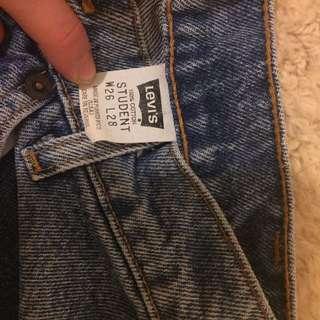 Levi Mum Jeans