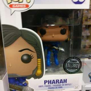 Pharah Blizzard Exclusive Funko Pop