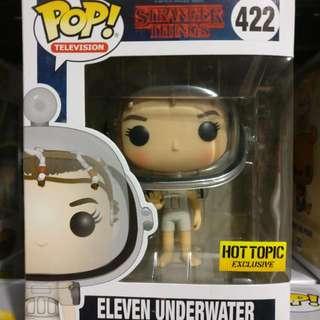 Underwater Eleven Hot Topic Exclusive Funko Pop