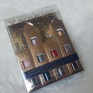 Formula X In The City 10 Mini Polish Set