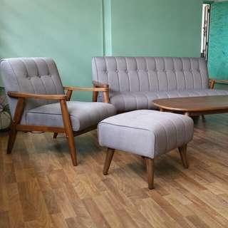20% discount Sofa set