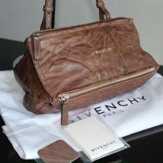 Authentic Givenchy Mini Pandora Like New !!!