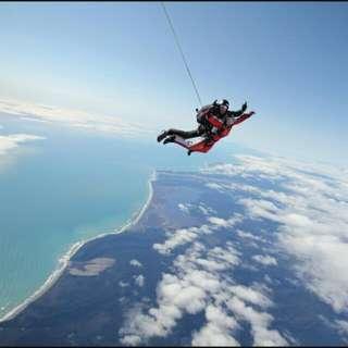 Sky Diving Voucher