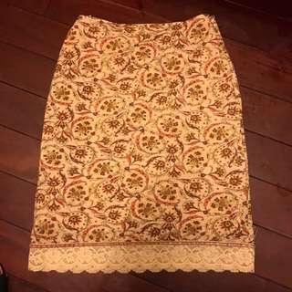 專櫃及膝裙