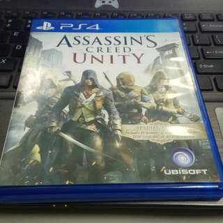 Assassin's Creed Unity - PS4 Game