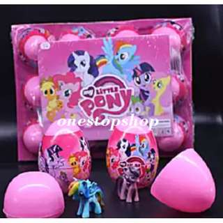Shop : My Little Pony Egg Toy  12 pcs