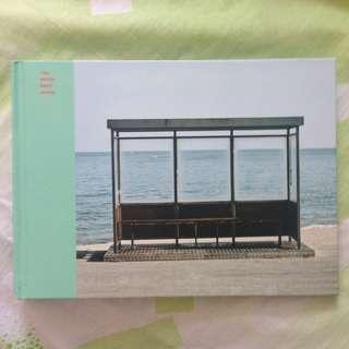 BTS You Never Walk Alone album (left version)